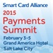 2015 Smart Card Alliance Payments Summit