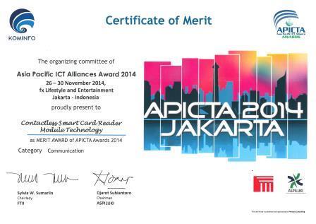 2014_APITCA Awards