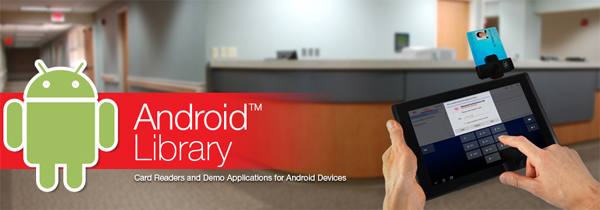 ACS Smart Card Readers Now Supporting Android OS