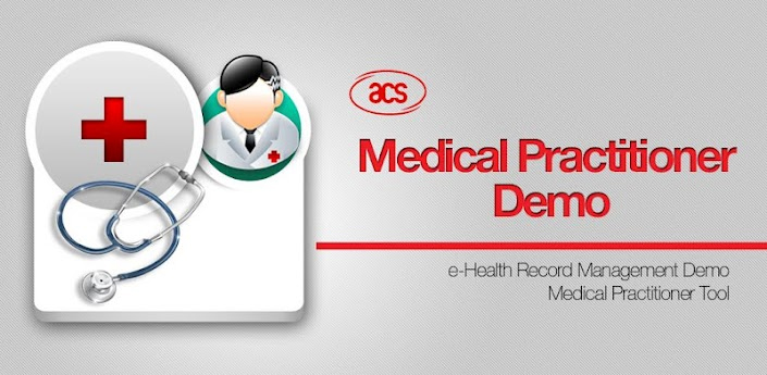 ACS Android App - ACS-Medical Practitioner Demo