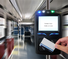 Taptopay Automated Fare Collection (AFC) System