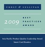 ACS Frost & Sullivan Award 2009