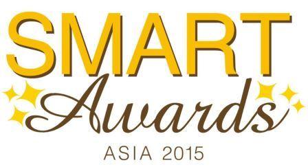 smart awards asia 2015
