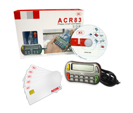 Smart Card Readers - ACR83 PINeasy Smart Card Reader SDK | ACS