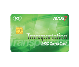 Smart Cards - ACOS7 MOC Combi-Card | ACS