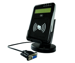 Contactless NFC - ACR122L VisualVantage Serial NFC Reader with LCD