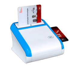 Smart Card Reader - ACR33U-A1 SmartDuo Smart Card Reader | ACS