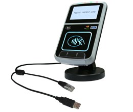 Contactless Payment - ACR123S Intelligent Contactless Reader