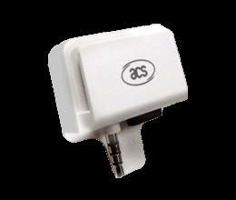 Mobile Card Readers - ACR31 Swipe Card Reader   ACS