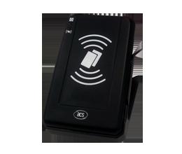 ACR1281U-K1双界面金融应用智能卡读卡器  - 龙杰智能卡�