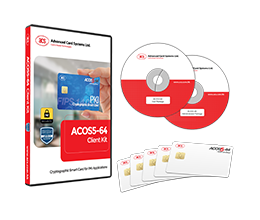 Smart Cards & Smart Card Operating Systems - ACOS5-64 Client Kit