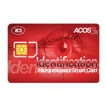 ACOS3x eXpress Microprocessor Card (SIM-Sized, Contact)