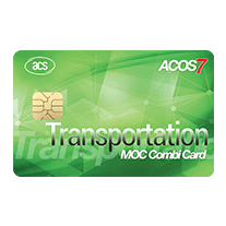 ACOS7 Ministry of Construction (MOC) Combi-Card (Full-Sized)
