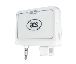 Mobile Card Readers - ACR32 MobileMate Card Reader | ACS