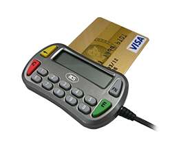 Smart Card Reader - ACR83 PINeasy Pin-Pad Reader | ACS