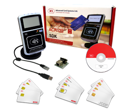 ACR123S Intelligent Contactless Reader Software Development Kit