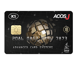 ACOSJ Java Card (Combi)