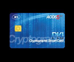 ACOS5 密钥智能卡- 龙杰智能卡有限公司