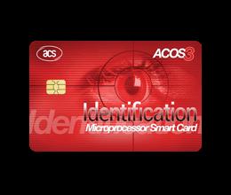 ACOS3 CPU卡 - 龙杰智能卡有限公司