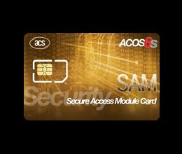 ACOS6 SAM卡 - 龙杰智能卡有限公司