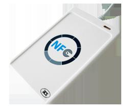 ACR122U NFC 非接触式智能卡读写器 - 龙杰智能卡有限公�