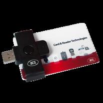 连机智能卡读写器 - ACR38U PocketMate 智能卡读写器