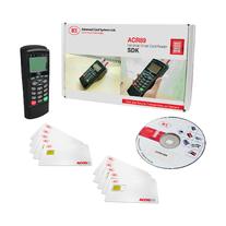 按键式读写器 - ACR89U-A2<br>手持式智能卡读写器(非接触版本)<br>软件开发工具包