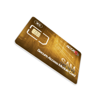 智能卡及其操作系统 - ACOS6-SAM安全存取模块卡(接触式)