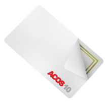 Smart Cards & Smart Card Operating Systems - ACOS10 PBOC2.0 EDEP Payment Card