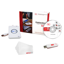 Contactless Readers - ACR122U NFC Contactless Smart Card Reader Software Development Kit