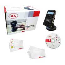 Contactless Readers - ACR122L VisualVantage NFC Reader with LCD Software Development Kit
