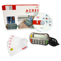 Smart Card Readers with PIN-pad - ACR83 PINeasy Smart Card Reader Software Development Kit