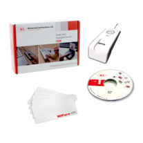 Smart Card / Fingerprint Readers - AET62 NFC Reader with Fingerprint Sensor Software Development Kit