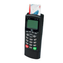 Smart Card Readers with PIN-pad - ACR89U-A1 Handheld Smart Card Reader