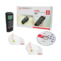 Smart Card Readers with PIN-pad - ACR89U-A1 Handheld Smart Card Reader Software Development Kit