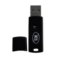 Smart Cards & Smart Card Operating Systems - CryptoMate64 Cryptographic USB (Token)