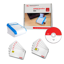 PC-Linked Smart Card Readers - ACR33U-A1 SmartDuo Smart Card Reader Software Development Kit