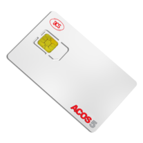 Smart Cards & Smart Card Operating Systems - ACOS5-64 Cryptographic Smart Card