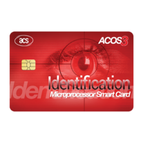 Smart Cards & Smart Card Operating Systems - ACOS3 Microprocessor Card (Contact)