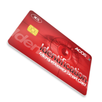 Smart Cards & Smart Card Operating Systems - ACOS3X eXpress Microprocessor Card (Contact)