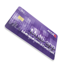 Smart Cards & Smart Card Operating Systems - ACOS6 Multi-application & Purse Card (Contact)