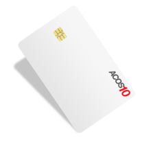 Smart Cards & Smart Card Operating Systems - ACOS10 PBOC2.0 EDEP Payment Card (Contact)