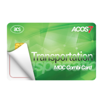 Smart Cards & Smart Card Operating Systems - ACOS7 MOC Card (Combi)