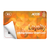 Smart Cards & Smart Card Operating Systems - ACOS3 Microprocessor Card (Contactless)