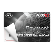 Smart Cards & Smart Card Operating Systems - ACOS10 PBOC2.0 EDEP Payment Card (Contactless)