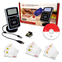 Contactless Readers - ACR123S Intelligent Contactless Reader Software Development Kit