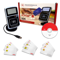 Contactless Readers - ACR123U Intelligent Contactless Reader Software Development Kit