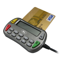 Smart Card Readers with PIN-pad - ACR83 PINeasy Smart Card Reader