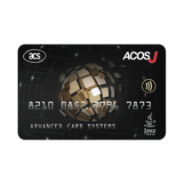 Smart Cards & Smart Card Operating Systems - ACOSJ Java Card (Contactless)