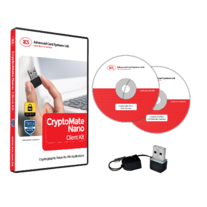 Smart Cards & Smart Card Operating Systems - CryptoMate Nano Client Kit